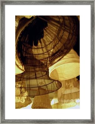 Crinolines Framed Print by Ze DaLuz