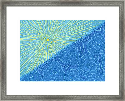 Crises Framed Print by Dave Migliore