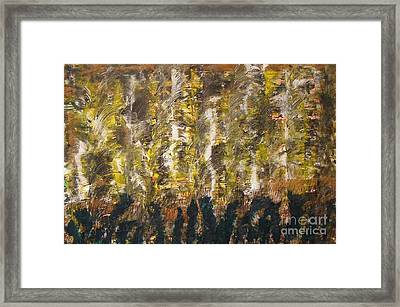 Critters Framed Print by Don Phillips