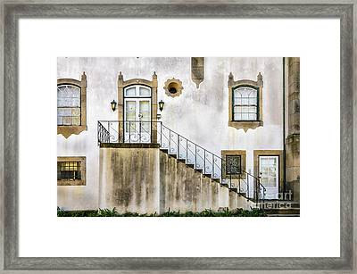 Croft Wine Cellar Framed Print