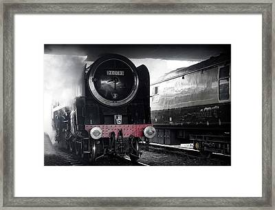 Cromwell And Cromwell Framed Print by David Birchall