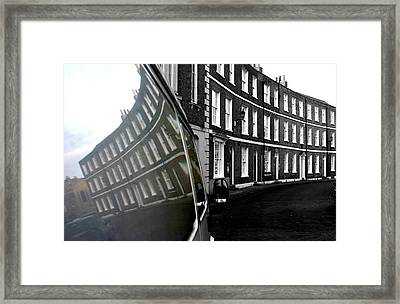Crooked Wisbech Framed Print