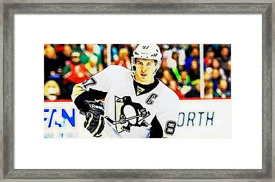 Crosby Eighty Seven Framed Print by John Malone