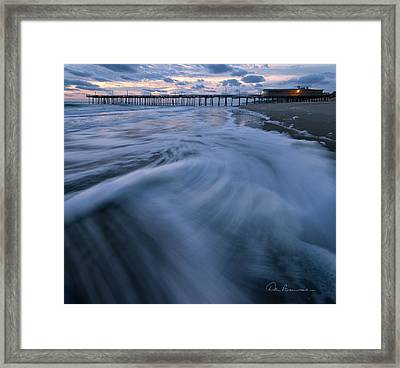 Cross Currents 9920 Framed Print
