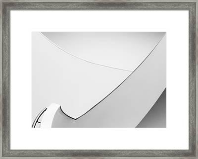 Crossing Framed Print by Jeroen Van De Wiel