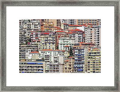 Crowded House Framed Print