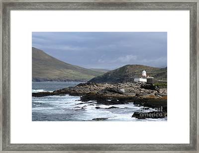 Crowell Point Lighthouse Framed Print