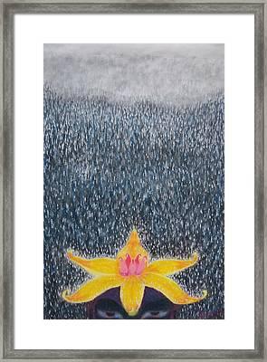 Crown 2 Framed Print