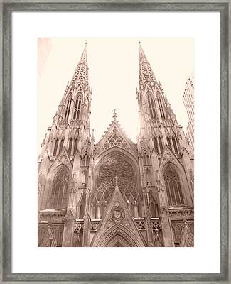 Crown Me Framed Print by Kate Collins