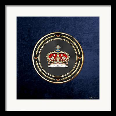 Honour Digital Art Framed Prints