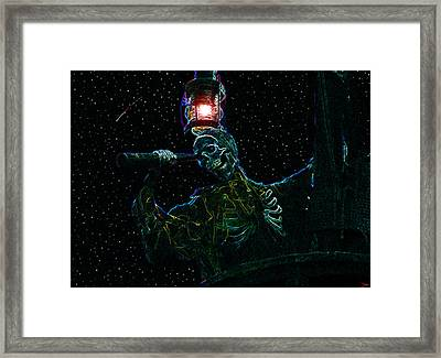 Crows Nest Framed Print by David Lee Thompson