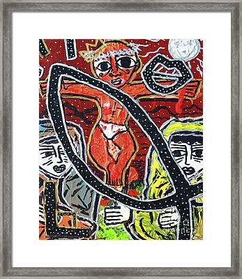 Crucifixion Framed Print