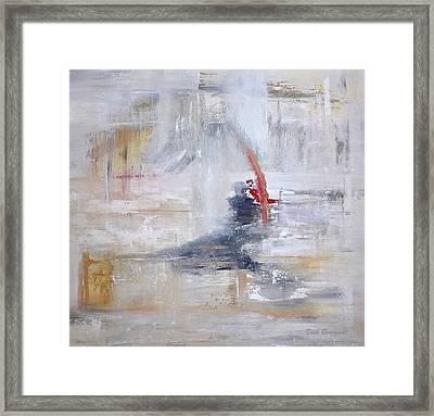 Cruets Framed Print by Dick Bourgault