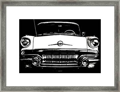 Cruisin' Framed Print by Esther Kather