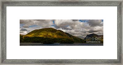 Crummock Water Framed Print by John Collier