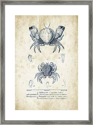 Crustaceans - 1825 - 02 Framed Print