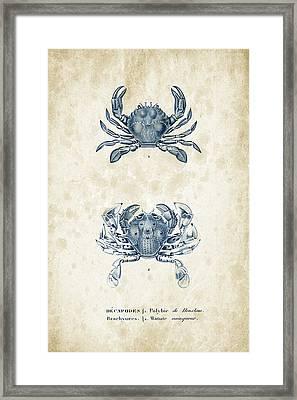 Crustaceans - 1825 - 05 Framed Print