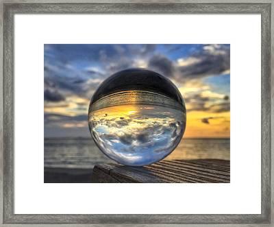 Crystal Ball 1 Framed Print