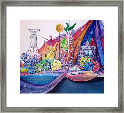 Crystal Clear In Color No 1 Framed Print