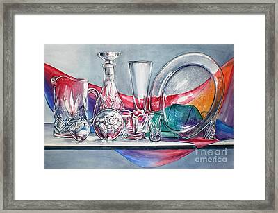 Crystal Clear In Color No 3 Framed Print