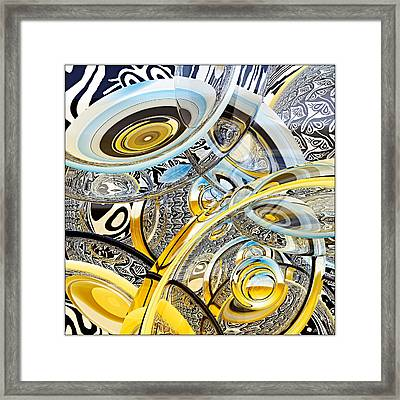 Crystal Esch Framed Print by Peter J Sucy