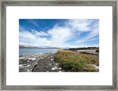 Cuan, Ireland Framed Print by Nichola Denny