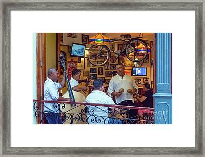 Cuba 0048 Framed Print