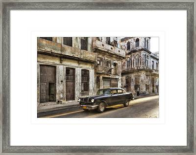 Cuba 01 Framed Print by Marco Hietberg