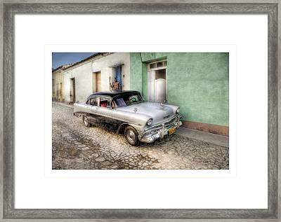 Cuba 04 Framed Print by Marco Hietberg