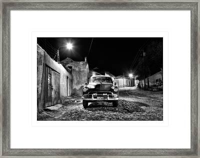 Cuba 10 Framed Print by Marco Hietberg