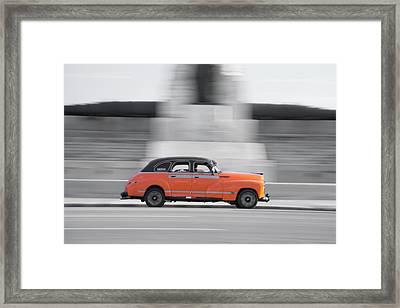 Cuba #2 Framed Print