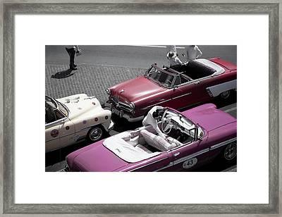 Cuba #3 Framed Print