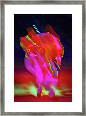 Cuban Jugglers Framed Print