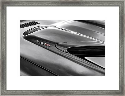 'cuda 340 Framed Print by Gordon Dean II