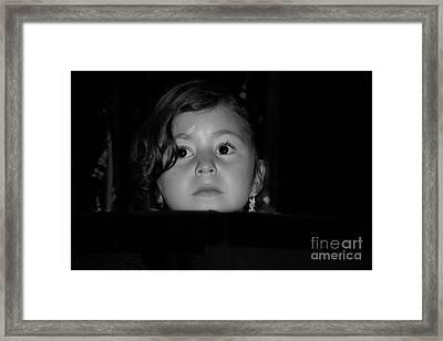 Cuenca Kids 873 Framed Print