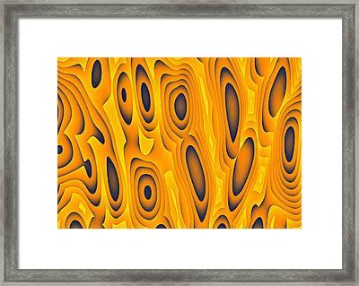 Cuiditheoiri Framed Print by Jeff Iverson