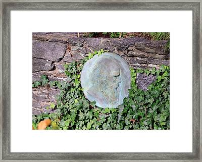 Cullens Wall Framed Print