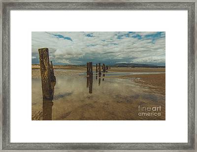Cunnigar Beach 2 Framed Print
