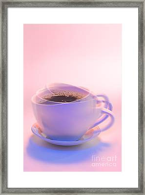 Cup Of Coffee Framed Print by George Robinson