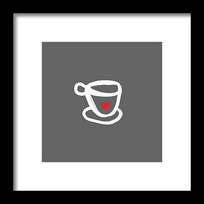 Coffee Framed Prints