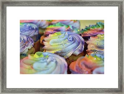 Cupcake Chaos Framed Print by JAMART Photography