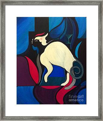 Pyewacket Framed Print