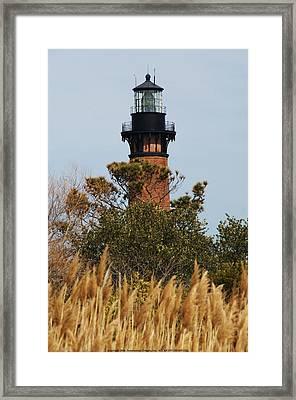Currituck Lighthouse Framed Print by Kelvin Booker