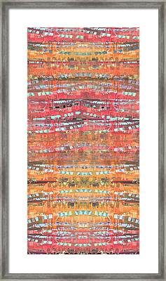 Framed Print featuring the photograph Curtain by Karni Dorell