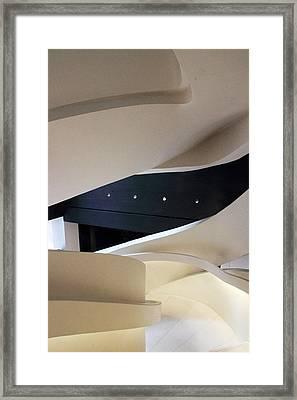 Curves  Framed Print by Jessica Jenney