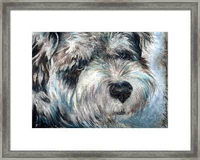 Cutter-bug Framed Print by Melissa J Szymanski