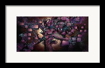Collective Unconscious Framed Prints