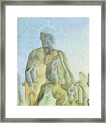 Cyclops Framed Print by Joaquin Abella