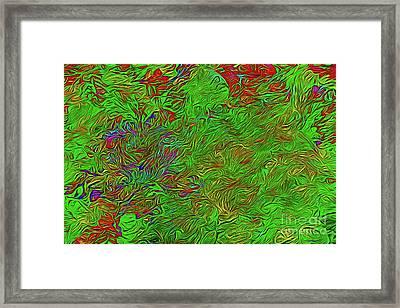 Da16 Framed Print