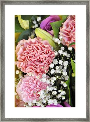 Dainty Framed Print by Jan Amiss Photography